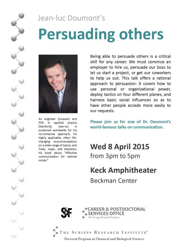 persuading others 2015