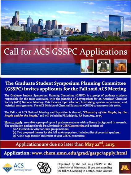 ACS GSSPC