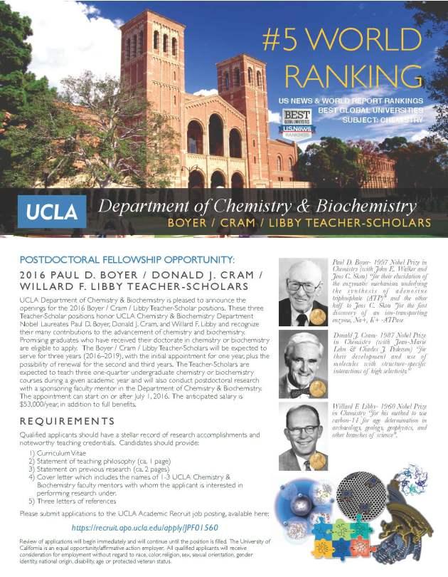 Boyer Cram Libby Teacher-Scholar Flyer 2016