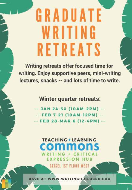 graduate-writing-retreats-wi17