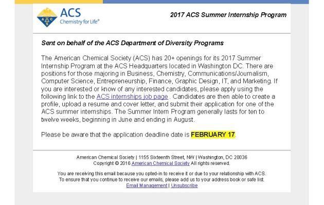 2017-acs-summer-internship-program