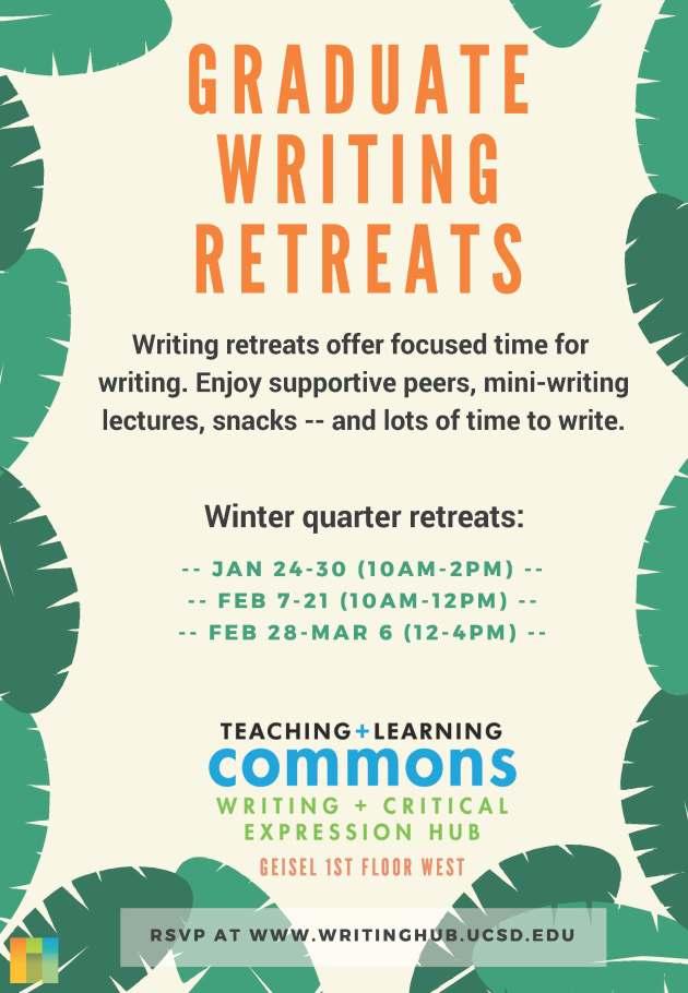 Graduate Writing Retreats WI17.jpg
