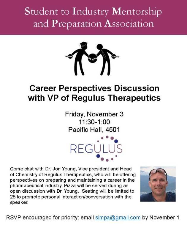 SIMPA career perspectives Regulus 11-03-17