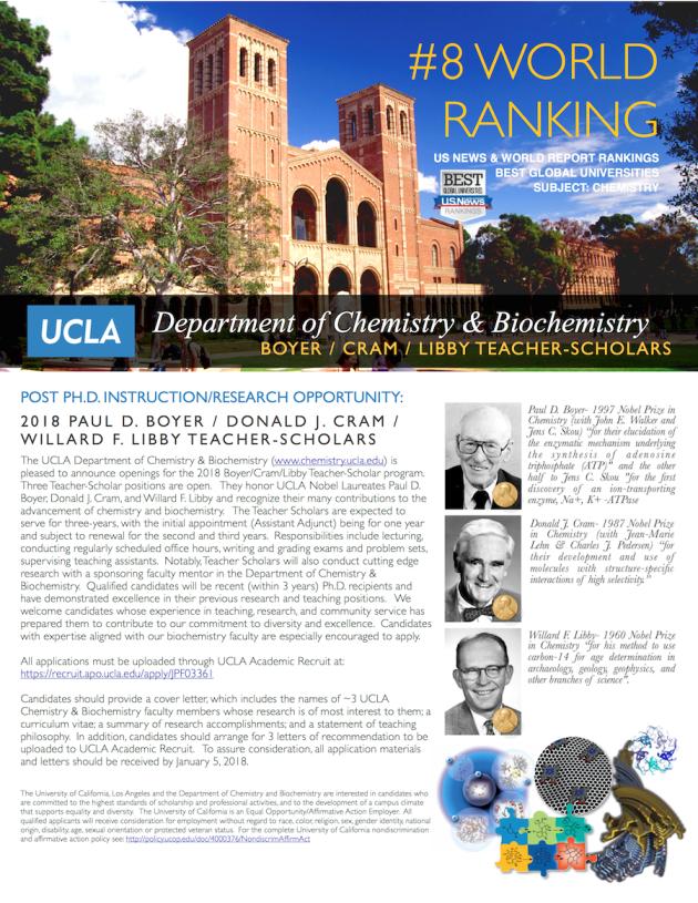 UCLA Scholarship