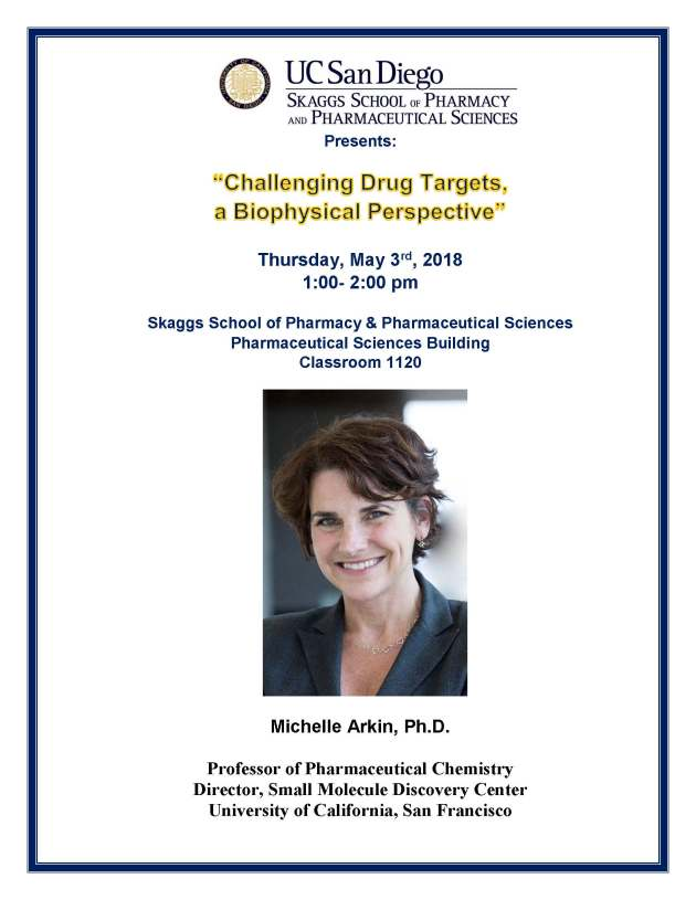 Dr. Michelle Arkin_Seminar Flyer_ May 3 2018.jpg